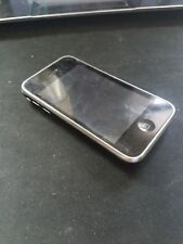Apple iPhone 3G - 16GB - Black (AT&T) A1241 WON'T POWER ON!