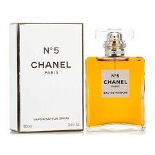 Chanel No 5 Eau de Parfum 3.4 oz / 100 ML Spray NIB Sealed Perfume