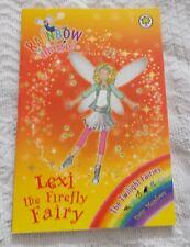 Rainbow Magic - The Twilight Fairies 93 - LEXI the Firefly Fairy - New