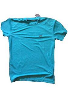 Yonex Unisex Blue Tshirt