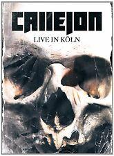 CALLEJON - LIVE IN KÖLN  CD+DVD NEU