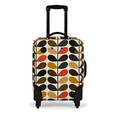 Orla Kiely Orlaboard Cabin Case Suitcase Bag Stem Multi