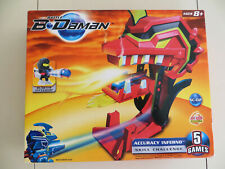 BATTLE B-DAMAN ACCURACY INFERNO SKILL CHALLENGE 5 GAMES BLASTER INCLUDED