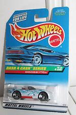 dodge viper dash 4 cash series hot wheels 1/64 Mattel
