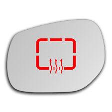 Left Side Clip On Heated Mirror Glass for Infiniti Q30 2016 - 2019 0859LSHP