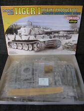 Pz.Kpfw. VI Tiger I Ausf. E Initial Produktion von Dragon im Maßstab 1:72 *NEU*