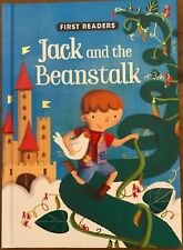 FIRST READERS JACK AND THE BEANSTALK by Parragon Book Service Ltd NEW HARDCOVER