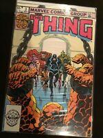 The Thing Volume 1 #3 September 1983  Marvel Comics Stan Lee VF++