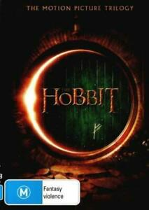 The Hobbit Trilogy BRAND NEW R4 DVD