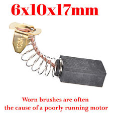Carbon Brush for Generic Electric Motor 6 x 10 x 17mm