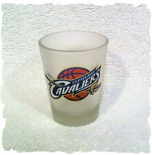 Cleveland Cavaliers Frosted Shot Glass