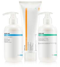 The acne.org Regimen Kit (30-40 Day Supply) - Cleanser, Treatment & Moisturizer