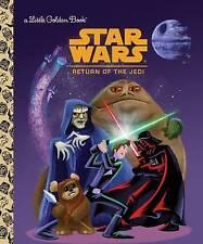 Star Wars: Return of the Jedi (Star Wars) (Little Golden Book) by Geof Smith