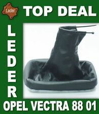 Gear Shift Stick Boot Cover Gaiter Genuine Leather For Opel Vauxhall Vectra B