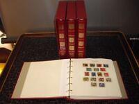 Bund 1959 - 2006 gest. Sammlung in 4 Borek Vordruckalben
