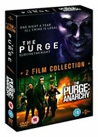The Purge / The Purge: Anarchy Double Pack [DVD] [2013][Region 2]