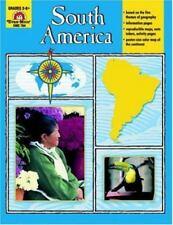 South America, Grades 3-6 by Evan-Moor