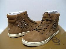 Ugg Gradie Deco Studs Women Sneaker Chestnut US 11 /UK9.5/EU42