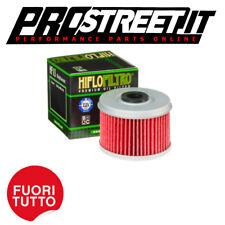 Filtro olio motore HF 113 Honda