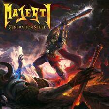Majesty - Generation Steel [New CD] UK - Import