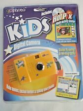 Go Photo KIDS Digital Camera Software builds Reading & Writing New NIP CD-ROM