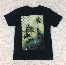 Quiksilver Big Kids Good Haze T-Shirt Size S Small Crewneck Short Sleeve J436