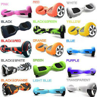 Silicone Case Cover for 6.5 2 Wheels Smart Self Balancing Scooter Hover board AU