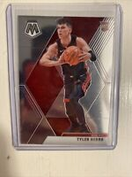 2019-20 Panini Mosaic Tyler Herro Variation Base 223 Rookie Prizm RC Heat