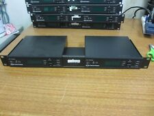 Crestron (2x) C2NTTVFM TV FM Stereo Tuner w/ ST-RMK Rackmount