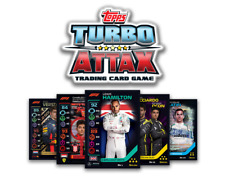 F1 Turbo Attax #1-181 + *Limited Editions* Trading Cards TOPPS