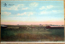 1915 Albertville, Gauteng, South Africa Postcard: Industrial Buildings