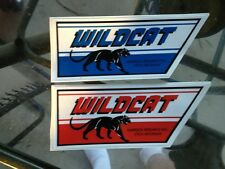 Mini Bike Harrison Wildcat Decal Ruttman
