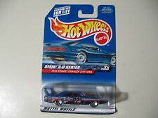 Hot Wheels: 2000 Seein' 3-D Series, 1970 Dodge Charger D., Brand New and Sealed