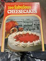 The Australian Womens Weekly 100 Fabulous Cheesecakes #Z204