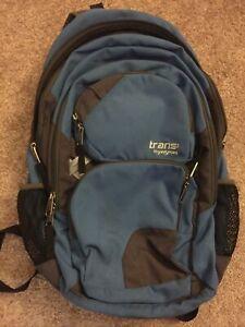jansport backpack Blue