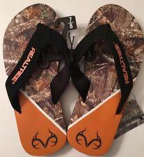 871aad73697 Realtree Camo Flip Flop Sandals Size 9-10