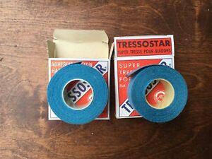 NOS NIB Tressostar French Cloth Handle Bar Tape, x2, Gorgeous