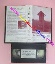 VHS film LA MAMMA DELLA PACE 1989 PROMOZIONALE carpi Modena (F145) no dvd