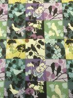 Prospect Park 4512 Kitty Yoshida Benartex Wildlife 100% Cotton Quilting Fabric