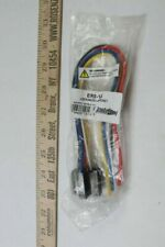 """New listing (5Pack) Metra Ers-123 Wire Harness Lock Lead Relay Socket 12"""", 5 Wire, 30/40 Amp"""