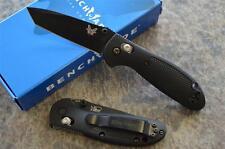 Benchmade 557BK Mini Griptilian Folding Axis Lock Knife w/ 154CM Tanto Blade