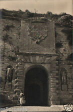 POSTAL IBIZA PUERTA MONUMENTAL MURALLAS BALEARES WALL POSTCARD POSTKARTE CC02914