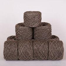 500g *BRITISH 100% ACRYLIC*DK. Brownish Grey Tweed double knitting yarn.scottish