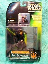 ELECTRONIC FX LUKE SKYWALKER Jedi   Star Wars Power of the force figure 1997