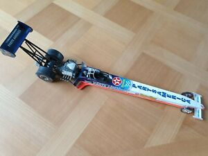 NHRA Dragster 1/24 Racing Champions Parts America Halvoline Western Auto's used