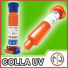 COLLA LOCA UV per incollare vetro schermo cellulare 5ml