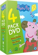 Peppa Pig: The Muddy Puddles Collection (Box Set) [DVD]