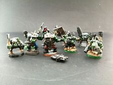 warhammer 40k Ork Boyz painted