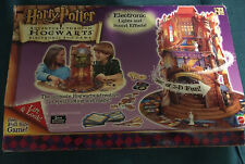 *RARE- Harry Potter Adventure Through Hogwarts 3D Electronic Board Game-Complete