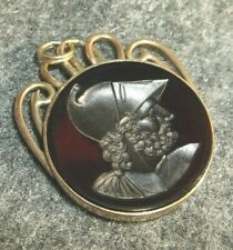 Gold Intaglio Charm/Pendant Antique 10K Yellow